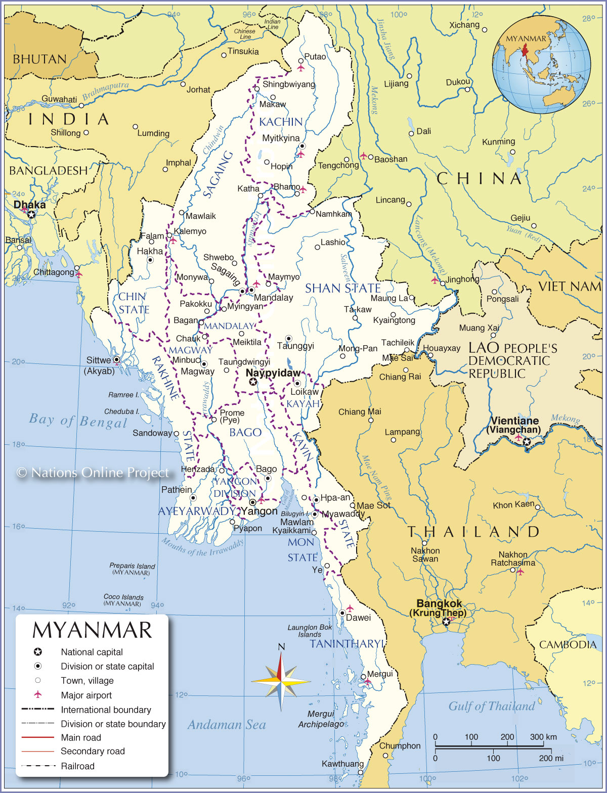Myanmar-map-from-nationsonline