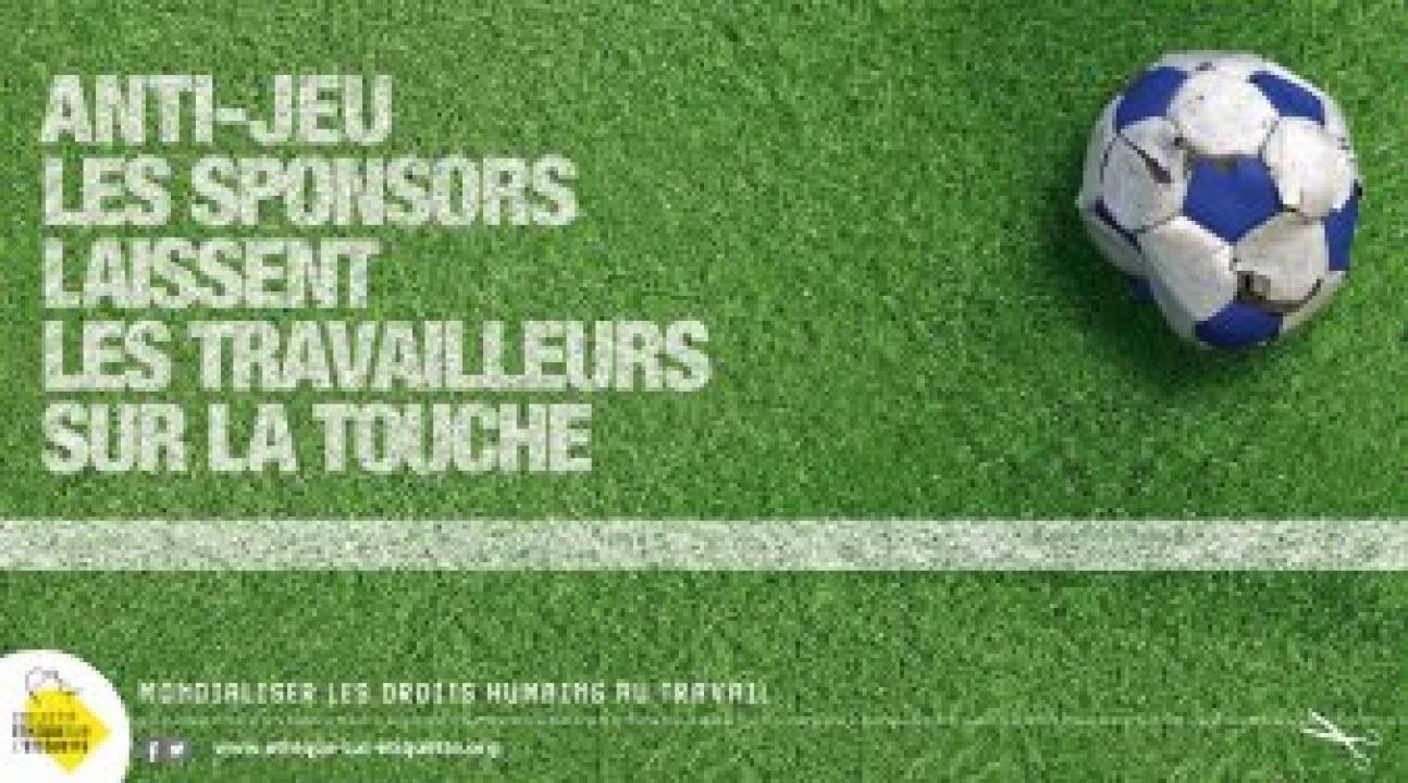 NGO highlights impact of economic model of adidas, Nike & Puma on