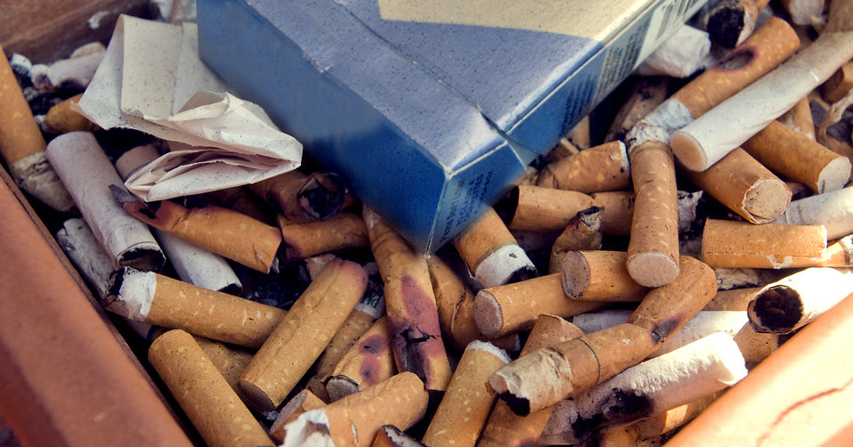 ashtray-filled-with-cigarette-butts-credit-Public-Health-Image-Library