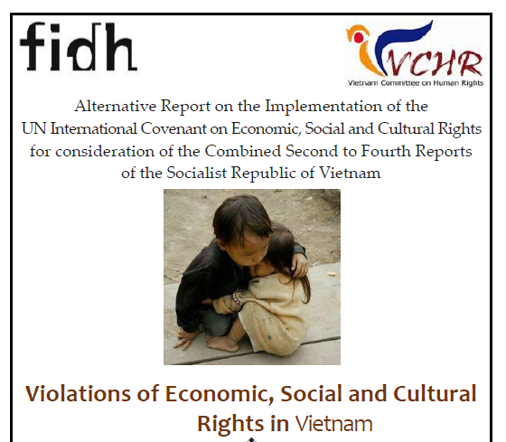 Social Issues Report?