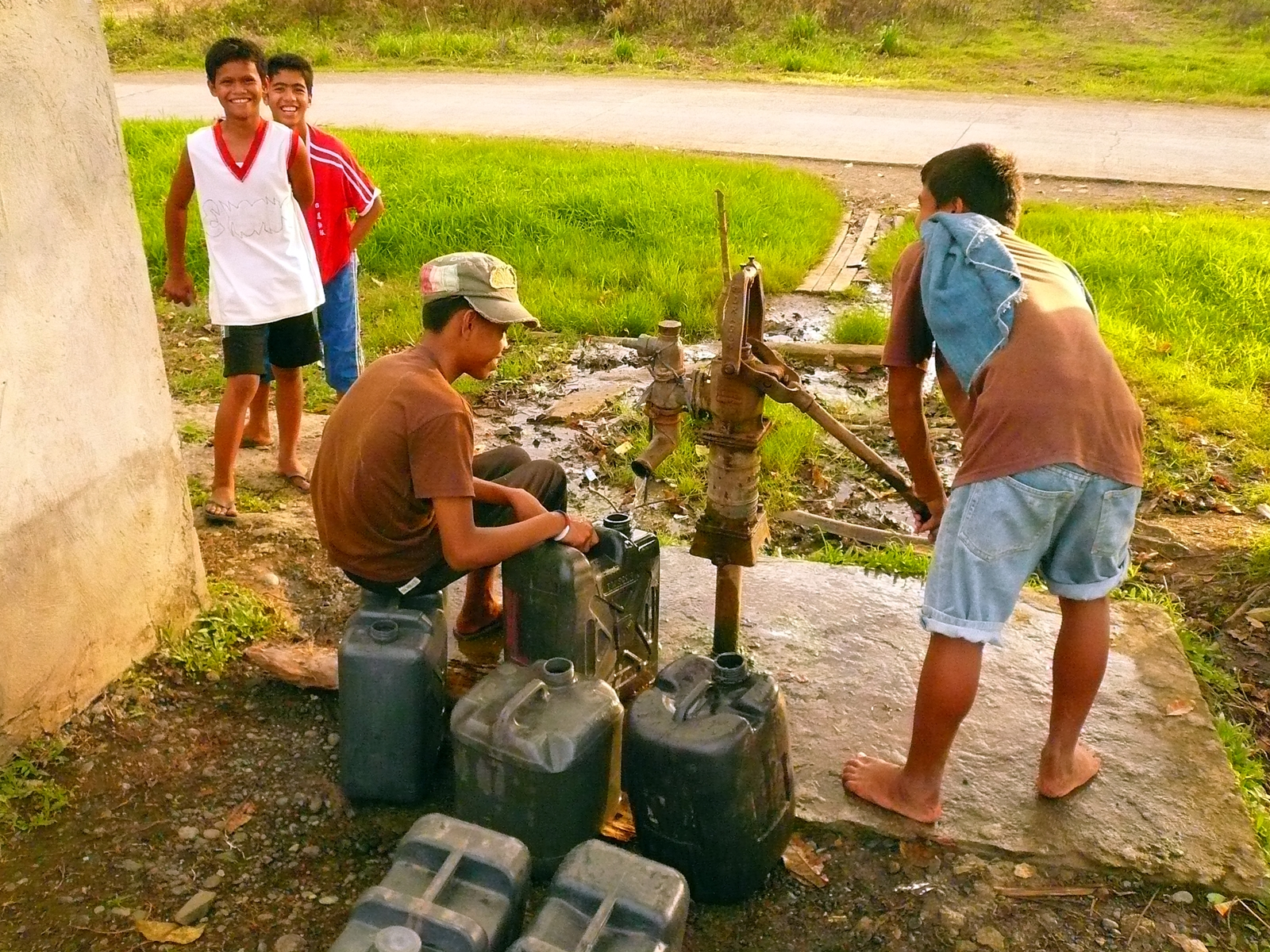 Philippines access to water