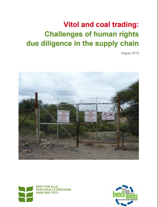 Report by Swiss NGOs & Bench Marks Foundation criticises