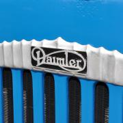 Daimler Nameplate by Andy C