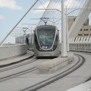 Jerusalem Light Rail, Credit: Matanya, Creative Commons