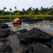 Shell oil spill Nigeria via Royal Times Nigeria