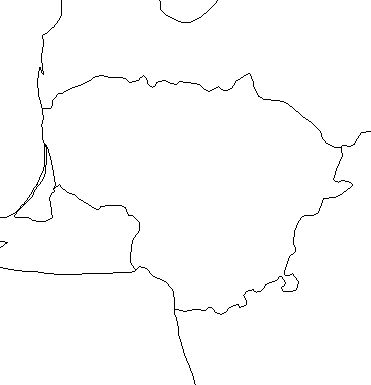 Lithuania-outline-map-credit-Matt-Rosenberg-About.com-geography