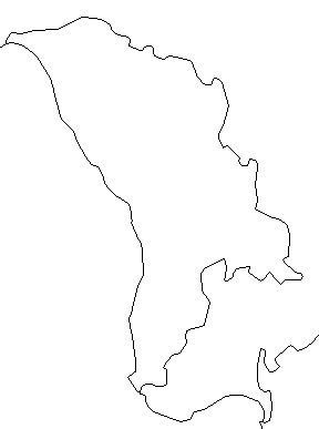 Moldova-outline-map-credit-Matt-Rosenberg-About.com-geography