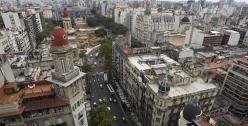 Buenos Airesa aerial photo by Jorge Royan