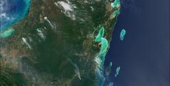 Honduras by NASA