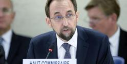 High Commissioner for Human Rights Zeid Ra'ad Al Hussein sends a strong message to business leaders in time for Davos