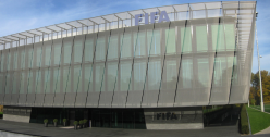 FIFA Headquarters in Zürich