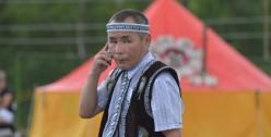 Sergei Nikiforov, an Evenki indigenous people's leader and environmental rights defender, is still imprisoned