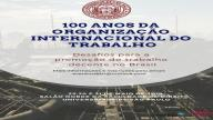 Brasil seminario 100 anos OIT