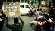 India corruption protest