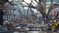 Tacloban Typhoon Haiyan, Entbert, CC BY 2.0, 14 November 2013