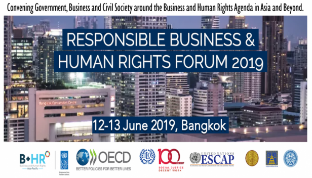 Responsible Business and Human Rights Forum | Business