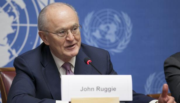 John Ruggie