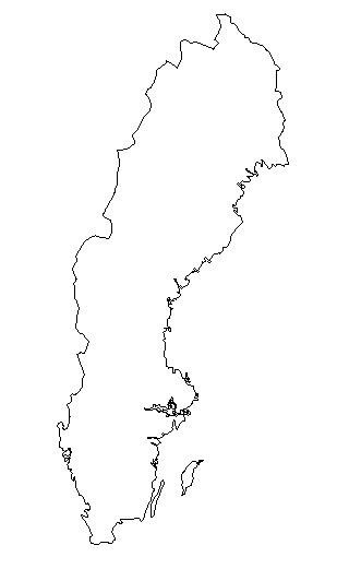 photo relating to Scandinavia Map Printable named Sweden Organization Human Legal rights Device Center