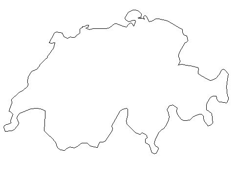 Switzerland-outline-map-credit-Matt-Rosenberg-About.com-geography