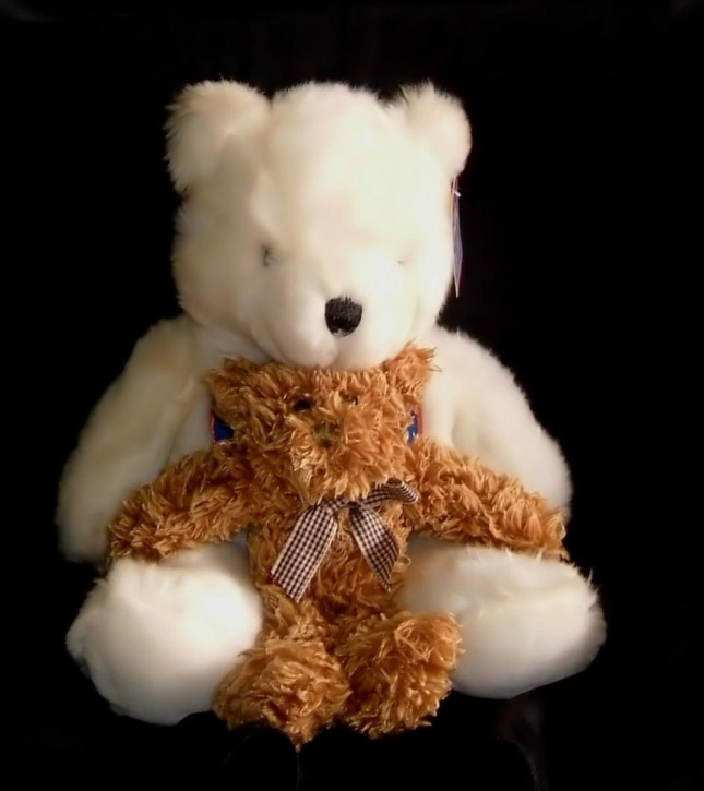 Teddy hugs toy public domain image picture