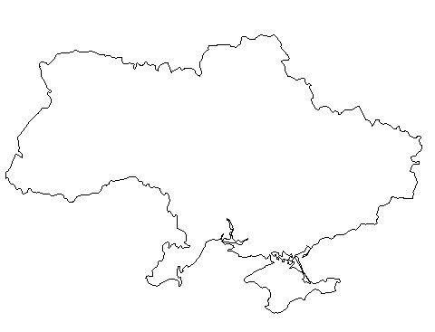 Ukraine-outline-map-credit-Matt-Rosenberg-About.com-geography